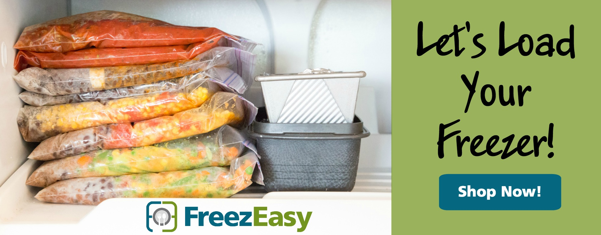 Load Your Freezer A